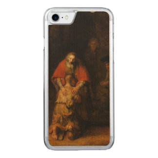 Return of the Prodigal Son by Rembrandt van Rijn Carved iPhone 7 Case