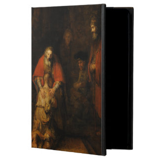 Return of the Prodigal Son by Rembrandt van Rijn iPad Air Cases