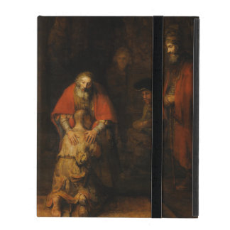 Return of the Prodigal Son by Rembrandt van Rijn iPad Covers