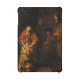 Return of the Prodigal Son by Rembrandt van Rijn iPad Mini Covers