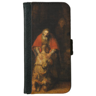 Return of the Prodigal Son by Rembrandt van Rijn iPhone 6/6s Wallet Case