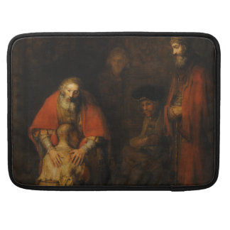 Return of the Prodigal Son by Rembrandt van Rijn MacBook Pro Sleeve