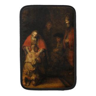 Return of the Prodigal Son by Rembrandt van Rijn MacBook Sleeve