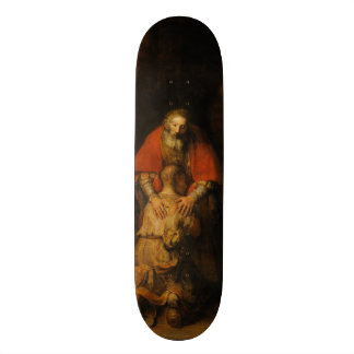 Return of the Prodigal Son by Rembrandt van Rijn Skate Boards