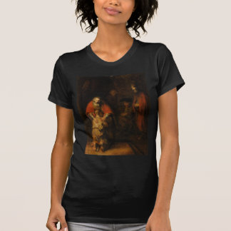 Return of the Prodigal Son by Rembrandt van Rijn T-Shirt