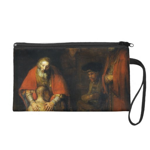 Return of the Prodigal Son by Rembrandt Wristlet