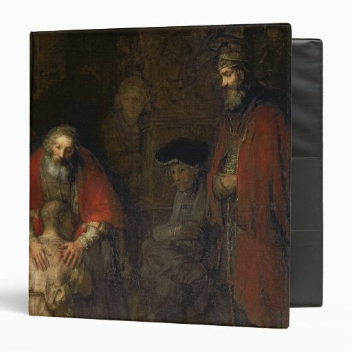 Return of the Prodigal Son, c.1668-69 3 Ring Binder
