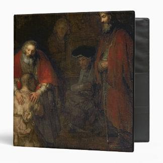 Return of the Prodigal Son, c.1668-69 Binder