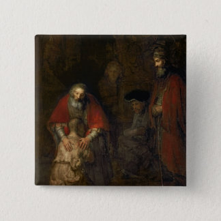 Return of the Prodigal Son, c.1668-69 Button