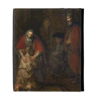 Return of the Prodigal Son, c.1668-69 iPad Case