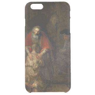 Return of the Prodigal Son, c.1668-69 Clear iPhone 6 Plus Case