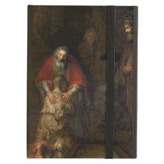 Return of the Prodigal Son, c.1668-69 iPad Folio Cases
