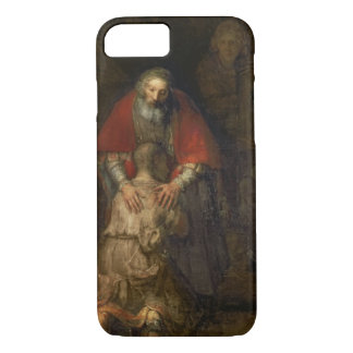Return of the Prodigal Son, c.1668-69 iPhone 8/7 Case