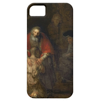 Return of the Prodigal Son, c.1668-69 iPhone SE/5/5s Case