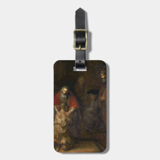 Return of the Prodigal Son, c.1668-69 Luggage Tag