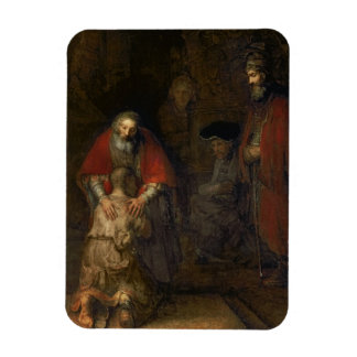 Return of the Prodigal Son, c.1668-69 Rectangular Photo Magnet