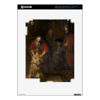 Return of the Prodigal Son, c.1668-69 Skin For iPad 3