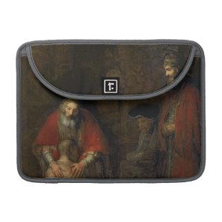 Return of the Prodigal Son, c.1668-69 Sleeve For MacBooks