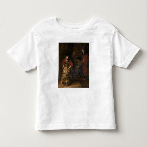 Return of the Prodigal Son, c.1668-69 Toddler T-shirt