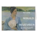 RETURN REBUILD REMEMBER CARD