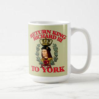 Return Richard the Third to York Coffee Mug