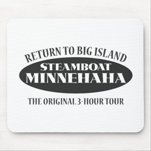 Return to Big Island Mouse Pad