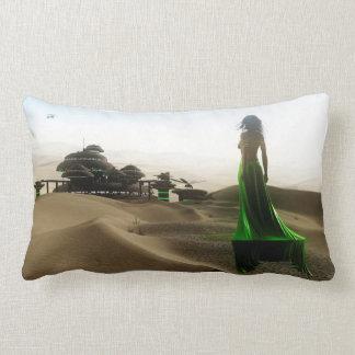 Return to Dune Towers Lumbar Pillow