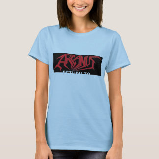 Return to Jericho (Girls) T-Shirt