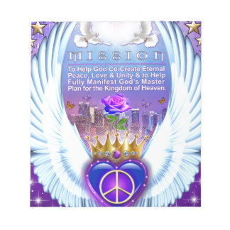 Return to Paradise Mission Notepad
