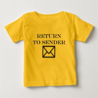 Return to Sender Shirt