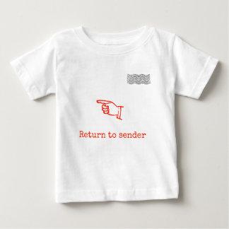Return to Sender Tee Shirt