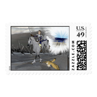 Return to Sloveniska Stamp