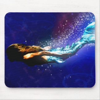 Return to the Sea Mouse Pad
