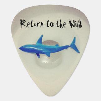 Return to the Wild Guitar Pick