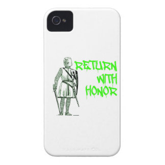 RETURN WITH HONOR LDS CTR BYU Case-Mate iPhone 4 CASE