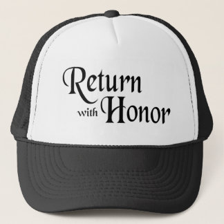 Return With Honor Trucker Hat