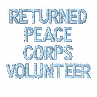 Hookup a returned peace corps volunteer