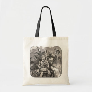 Returning From The Derby Tote Bag