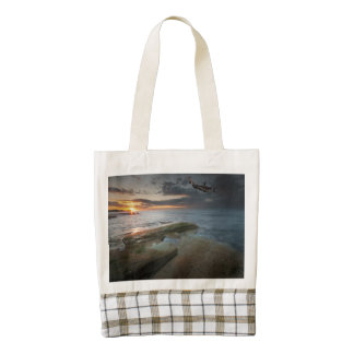 Returning Home Zazzle HEART Tote Bag