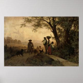 Returning Shepherd Poster