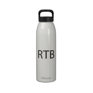 Returning To Base.ai Water Bottle