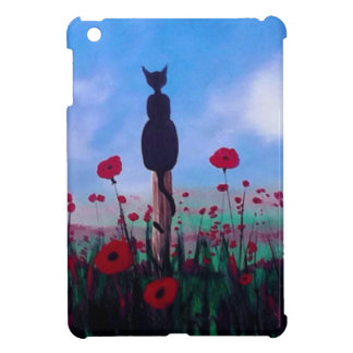 Returning to the Poppies iPad Mini Covers