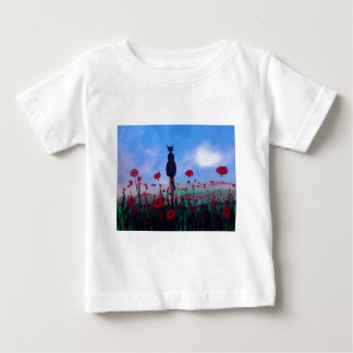 Returning to the Poppies Tee Shirt