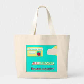 Returns Accepted Beach Bag