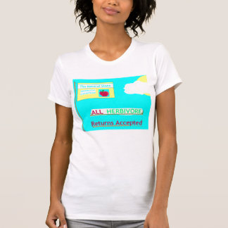 Returns Accepted Ladies T-shirt