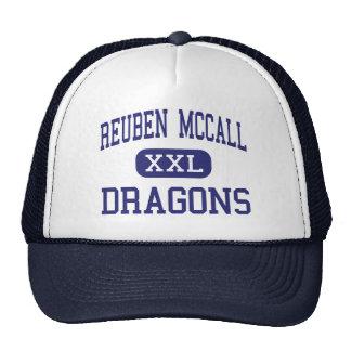 Reuben McCall - dragones - joven - Tallulah Gorras