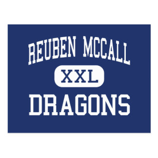 Reuben McCall - Dragons - Junior - Tallulah Postcard