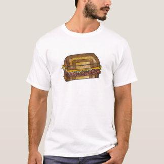Reuben Sandwich NYC Jewish Deli Corned Beef Food T-Shirt