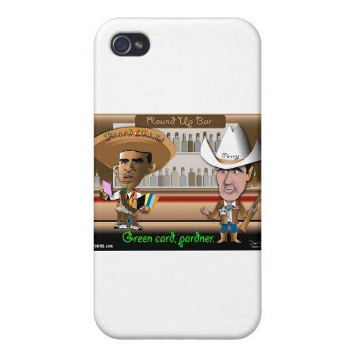 Reúna la barra iPhone 4/4S carcasas