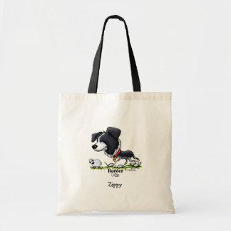 Reuniendo el perro - bolso del border collie